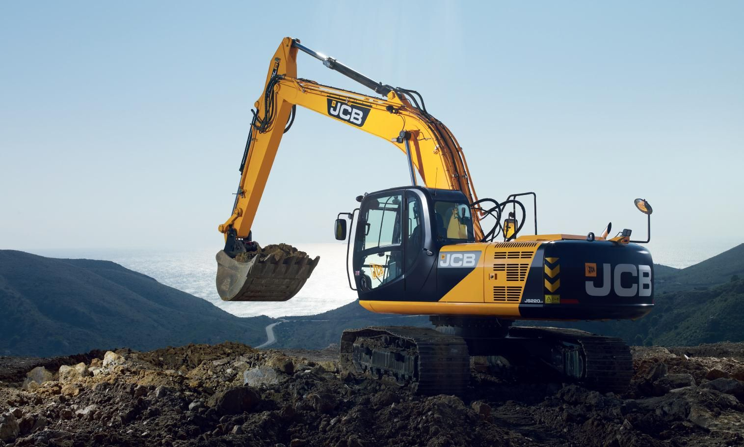 Browse Used JCB Machines at TCH JCB